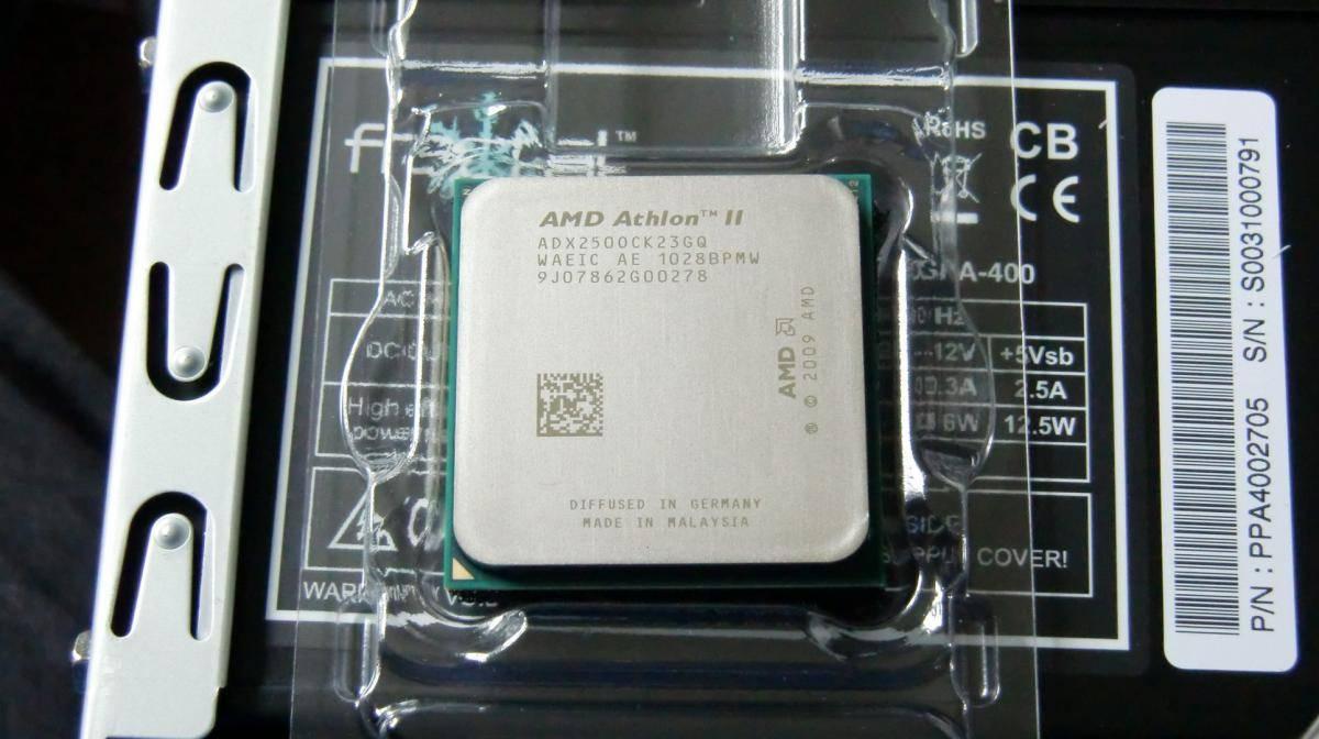 AMD-processor.
